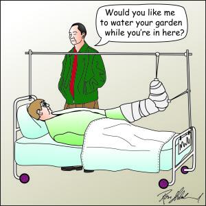 Hospital Visitor Lg