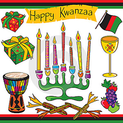 KwanzaaGreeting 157 KB1 - Who Celebrates Kwanzaa